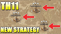 BOLALOON IS OP - NEW TH11 3 STAR ATTACK STRATEGY - TH11 3 STAR ATTACKS